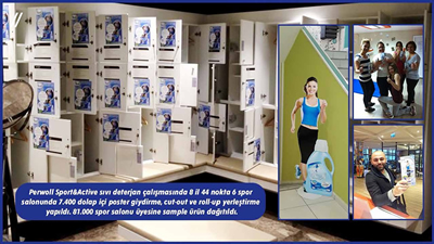 PERWOLL - SPORT&ACTIVE;